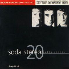 Soda Stereo - 20 grandes éxitos