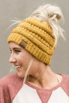 Boho hats collection for women. Shop knitted beanies, messy bun beanies, trucker hats, oversized chunky knits and stylish women's hats from There Bird Nest. Cc Beanie, Knit Beanie, Knitted Beanies, Knit Hats, Cc Hats, Three Bird Nest, Bow Scarf, Bohemian Style Clothing, Hat Shop