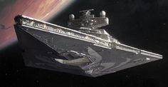 The Chimaera: Thrawn's flagship