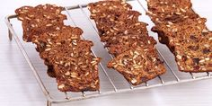 Pumpkin Seed, Date & Spice Crackers Recipes | Food Network Canada