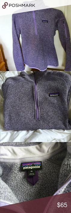 Patagonia better sweater Worn once, in pristine condition! Price is firm. :) Patagonia Sweaters