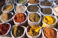 spices in Goa