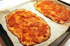 Sauce Raw Food Recipes, Keto Recipes, Pizza Sans Gluten, Menu, Gluten Free, Cheese, Vegan, Salty Tart, Cooking Recipes