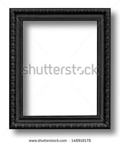 Black Frame Stock Photos, Images, & Pictures   Shutterstock
