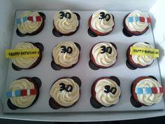 """copcakes"" Happy Birthday, Desserts, Food, Happy Aniversary, Happy B Day, Meal, Deserts, Essen, Hoods"
