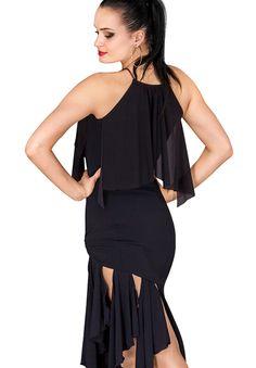 DSI Lissa Latin Dance Top 3273 | Dancesport Fashion @ DanceShopper.com