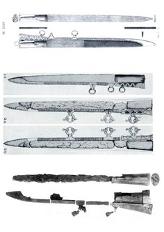 Page 2 of 2 - Baltic War Knives - posted in History: Thanks for sharing that, Jeff! I haven't seen one with multiple wraps like that. I like it!
