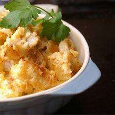 Cheesy Ranch Potato Bake Allrecipes.com