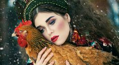 Fairytales Come To Life In Magical Photos by Russian Photographer Margarita Kareva | Bored Panda