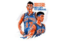 www.asportinglife.co #jeremylin #largetosti #sportsart