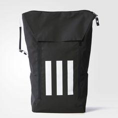 adidas - Z.N.E. Plecak Z.N.E. ID Backpack Black White White BR1576 6331ab89d3e
