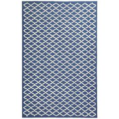 Happy Trellis Rug:  3 Colors