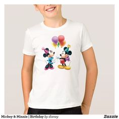 Mickey & Minnie   Birthday
