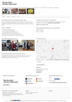 Musikschule Zürcher Oberland, Wetzikon, Instrumente, Gesangsunterricht, Musikunterricht
