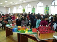 Concursuri de protecție civilă cu elevi , etapa județeană - 2011