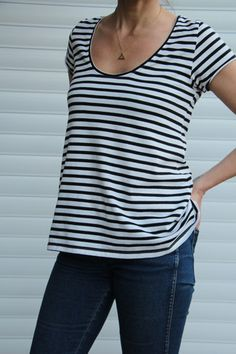 Top 10 T-Shirt Patterns by Indie Sewing Pattern Designers | BASTE + GATHER