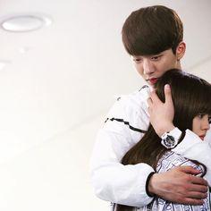 Eun-bi & Han Yi-ahn