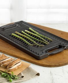 Emeril by All-Clad Cast Iron Reversible Grill/Griddle - Cookware - Kitchen - Macys
