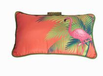 Home Trends Rectangular Toss Cushion With Piping