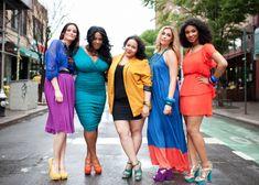 Block Party a fashion shoot by GabiFresh