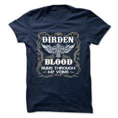 [New tshirt name tags] DIRDEN Shirt design 2016 Hoodies, Funny Tee Shirts