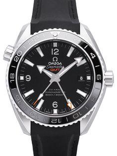 Omega Seamaster Planet Ocean GMT 232.32.44.22.01.001