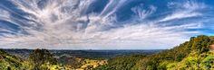 Montville Panorama ~~ Sunshine Coast Hinterland, QLD, Australia