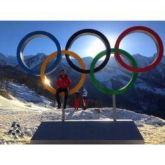 LEBANON, LEBANESE ALEX MOHBAT AT THE WINTER OLYMPICA, SOCHI 2014...BRAVO