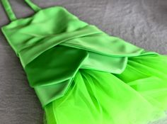 DIY Tinkerbell Fairy Costume