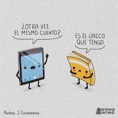 El mismo cuento. #humor #risa #graciosas #chistosas #divertidas