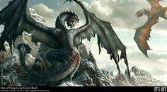War of Dragons by Kerem Beyit