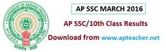 Download SSC/10th Class Results Andhra Pradesh  @bseap.org     Download SSC/10th Class Results March 2016 Andhra Pradesh, AP SSC Results 2016 ,  AP 10th (SSC) Class 2016 Results AP SSC (10th) CLASS 2016 Results , AP SSC Results 2016 ,  SSC Public Exam Results 2016