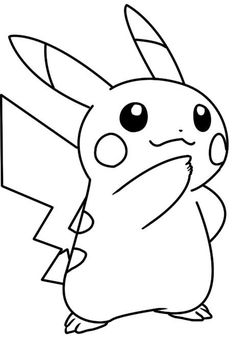 Pikachu Coloring Pages - Worksheet School Pikachu Coloring Page, Owl Coloring Pages, Alphabet Coloring Pages, Hd Widescreen Wallpapers, Free Sheet Music, Worksheets, Pokemon, Fictional Characters, Deviantart
