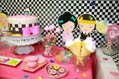 Kayla's Harajuku Party | CatchMyParty.com
