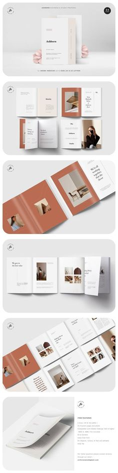 ASHBORN Business & Studio Proposal is a minimalist designed template for use Adobe Indesign with 24 page document. This magazine features clean, beautifully, modern design and it is ideal for proposal and branding - Quotes About Photography, Photography Business, Amazing Photography, Minimal Photography, Food Photography, Woman Photography, Abstract Photography, Photography Portfolio, Professional Photography