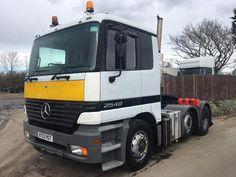 1074122d90 2002 MERCEDES-BENZ ACTROS 2540 Diesel in Oswestry