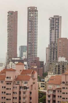 Las tres torres del norte en Barranquilla