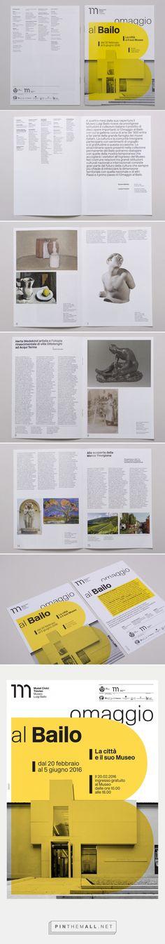 Omaggio al Bailo. La città e il suo Museo. on Behance... - a grouped images picture - Pin Them All