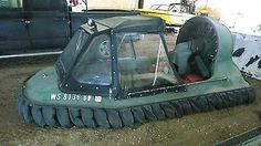 Hovercraft 1988 Hovertechnics Sportsman No Reserve | eBay