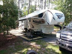 Rent a camper for Wald Disney World's Fort Wilderness Campground, they deliver, set up and pick up your camper.