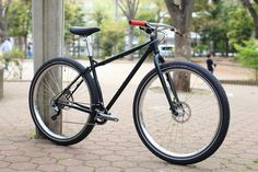 SURLY karate monkey | BUILT BY BLUE LUG - CUSTOMER'S BIKE CATALOG / カスタマーズバイクカタログ