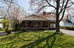 404 ELM Ave Delmar, NY $219,900 4-Bedrooms 2.5-Baths Custom Ranch:1 stall garage, 2 fam rms, formal dining room (FDR), two fireplaces, eat in kitchen http://goo.gl/DiIeO http://RENY.net #Real Estate New York