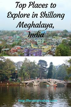 Top Places to Explore in Shillong : The Scotland of East - Fernwehrahee Travel Destinations In India, India Travel Guide, Asia Travel, Travel Tips, Beaches In The World, Places Around The World, Best Places To Travel, Cool Places To Visit, Weather In India