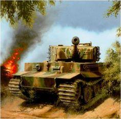 Tiger I 1943
