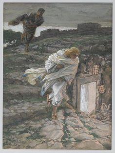 File:Brooklyn Museum - Saint Peter and Saint John Run to the Sepulchre (Saint Pierre et Saint Jean courent au sépulcre) - James Tissot.jpg - Wikimedia Commons