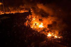 Kiev Truce Shattered