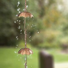 Bildergebnis für regenablaufkette
