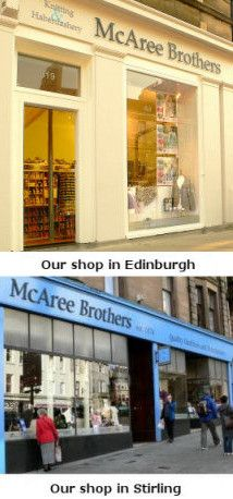 McA Scotland Yarn Shops