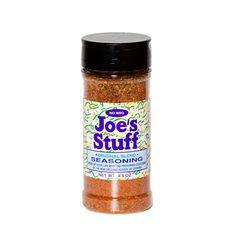 New Orleans School of Cooking - Joe's Stuff 4.5 oz. Cajun Seasoning