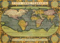 Blaeu world antique world maps old world map illustration old world i present to your attention an amazing collection of antique maps all those interested in the ancient world you can find a lot of gumiabroncs Image collections